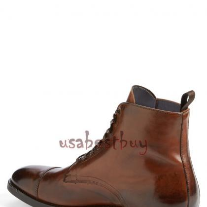 New Handmade Chukka Latest Style Re..