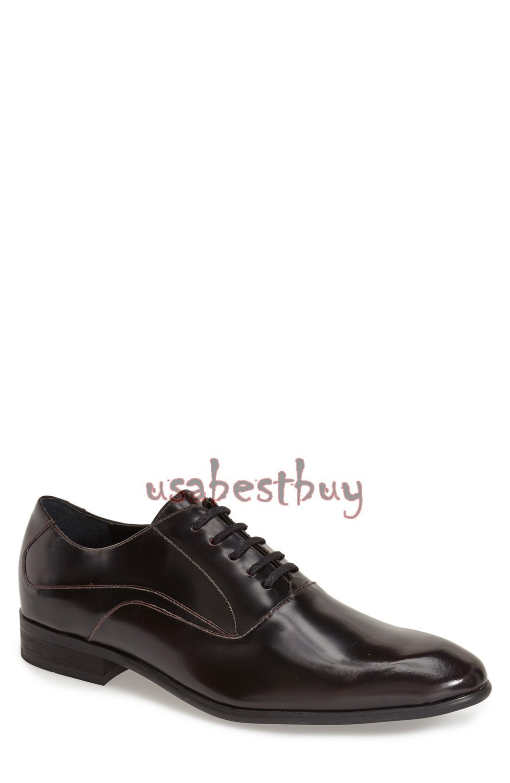 New Handmade Formal Fine Genuine Leather Shoes, Men Black leather Shoes