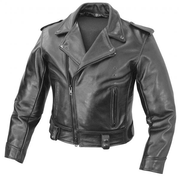 Handmade New Men Stylish Biker Boy Style Brando Leather Jacket, Men jacket